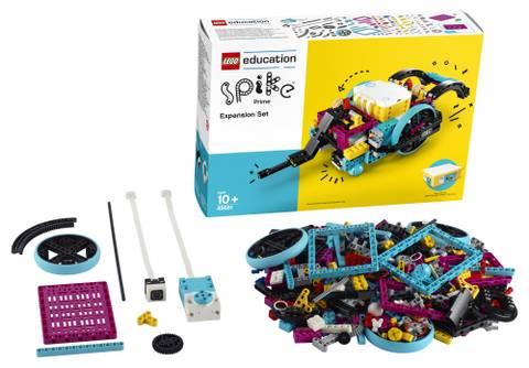 Bilde av LEGO® Education SPIKE™ Prime-Utvidelsessett
