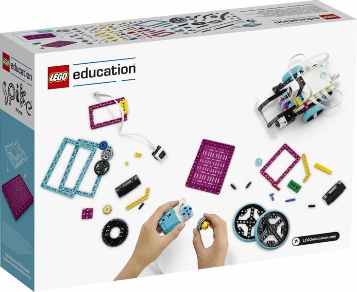 LEGO® Education SPIKE™ Prime-Utvidelsessett