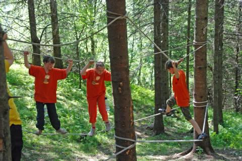 Bilde av Aktiviteter fra Newton Camp