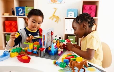 Bilde av LEGO®Education Min første historie