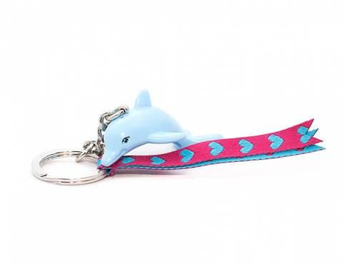 Bilde av Delfin nøkkelring