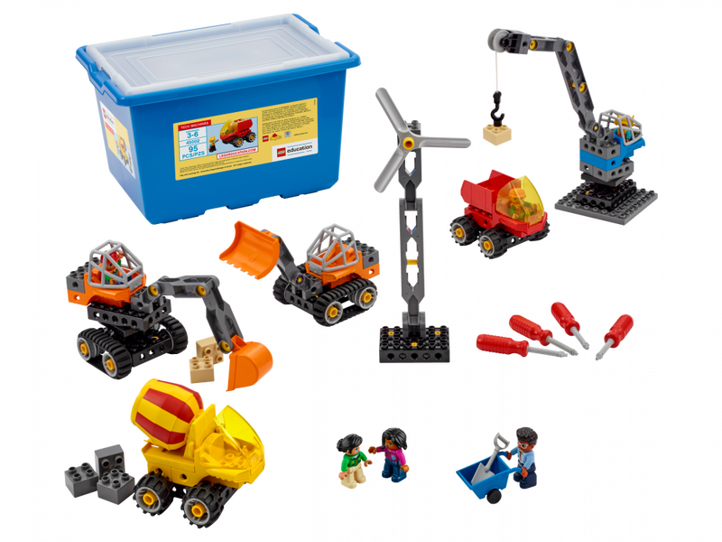 LEGO® Education Maskinteknikk