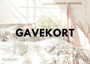 Bilde av Gavekort hos Iseng.no