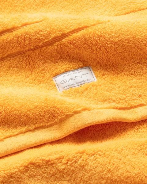 GANT håndkle Premium Mandarin Orange 50x70 cm