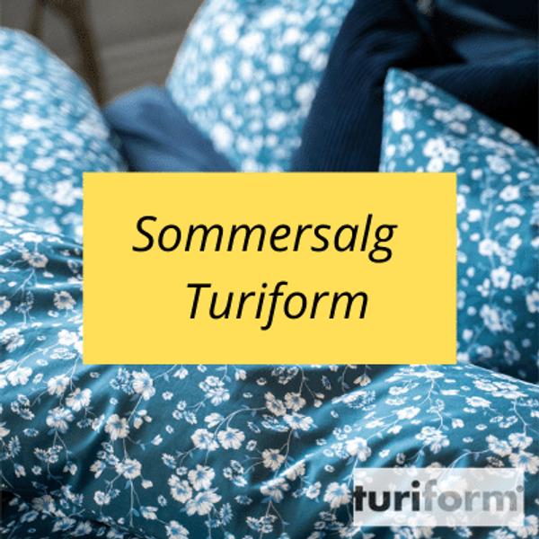Salg Turiform sengesett