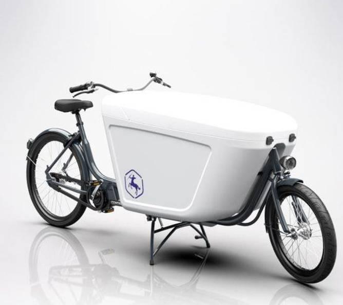 Bilde av Babboe Pro Cargo Bike 350