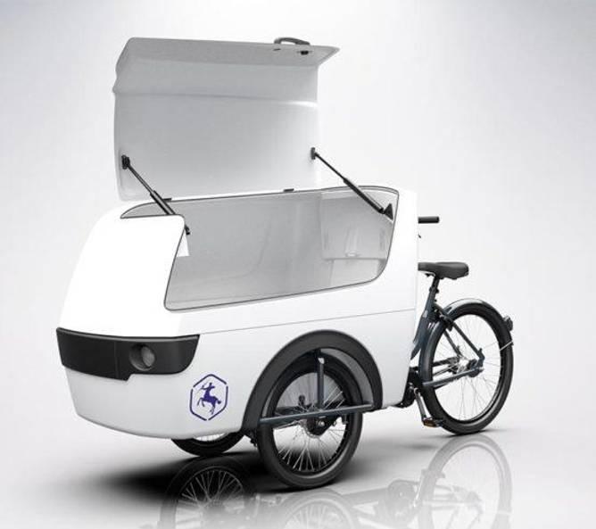 Bilde av Babboe Pro Cargo Trike XL