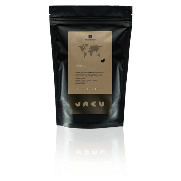 Bilde av Espresso Etiopia Tula bærtørket