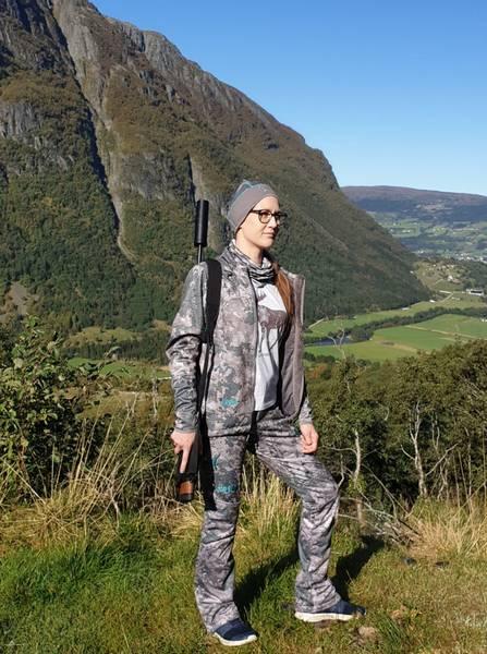 Artemis Softshell Foret Jaktbukse