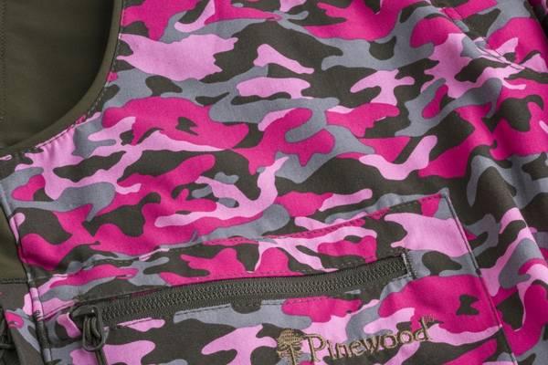 Caribou Camo/Pink TC Fritidsbukse