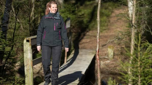 Pinewood Friluftsbukse Himalaya Svart