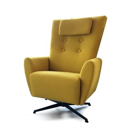 Linnea høy hvilestol med sving og vipp