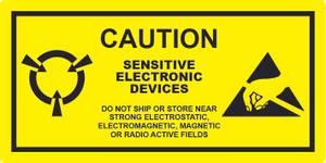 Bilde av 300 stk. Sensitive electronic devices (SED)