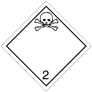 Bilde av G2-5 Giftig gass