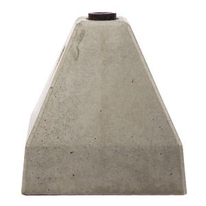 Bilde av Fundament Pyramide 175 kg