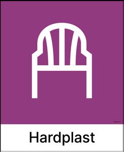 Bilde av Hardplast