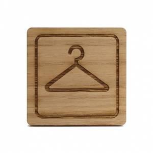 Bilde av Wood Garderobe skilt