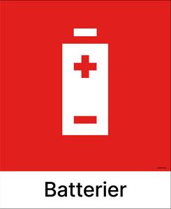 Bilde av Batterier