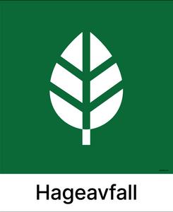 Bilde av Hageavfall