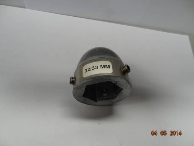 Bilde av Sink cap f/prop.mutter  33mm