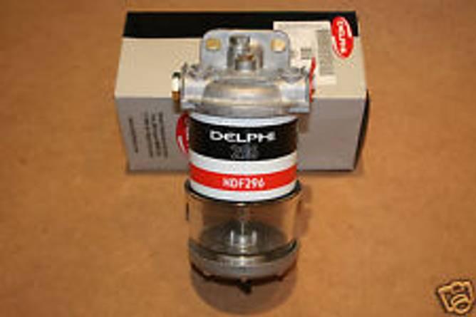 Bilde av Dieselfilter med vannutskiller 45