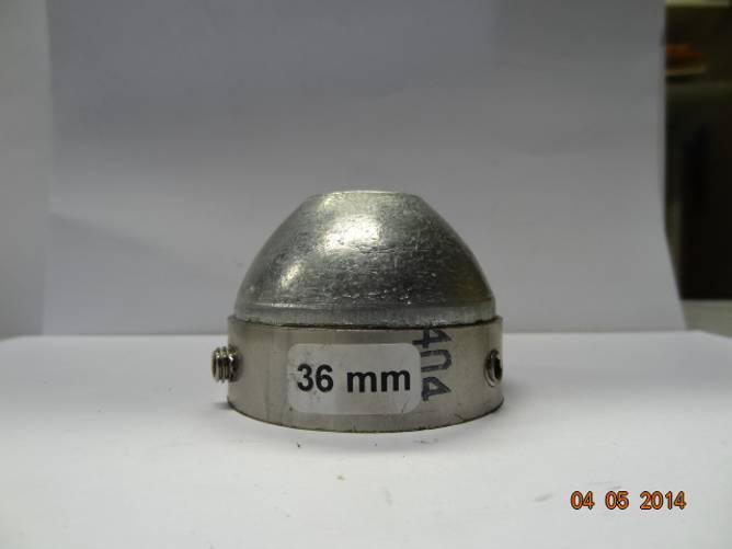 Bilde av Sink cap f/prop.mutter  36mm