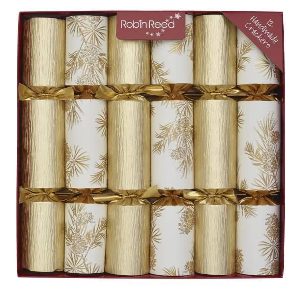 Bilde av Smellbonbon - Gold Glitter Follage