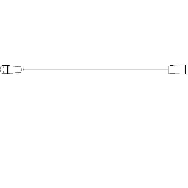 Bilde av Koblingsledning 1,5 meter - forlenger mellom LED-figurer