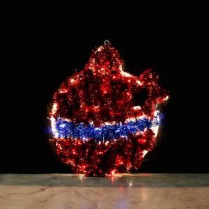 Bilde av Julekule 90x82 cm