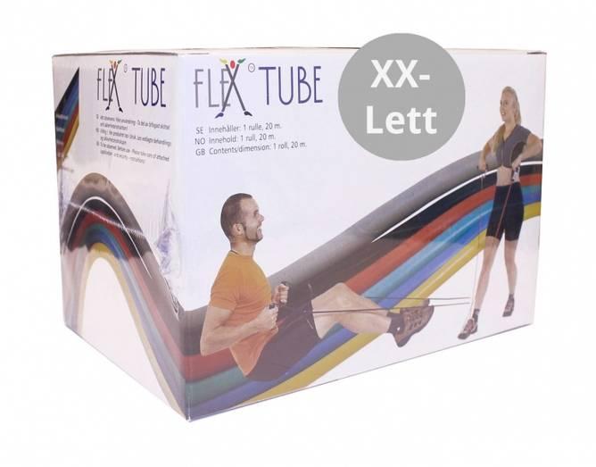 Bilde av Flex Treningsslange 20 m XX-Lett Lys grå
