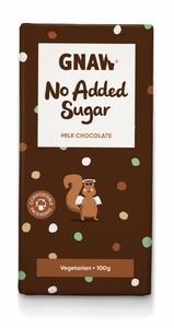 Bilde av No Added Sugar Milk Chocolate Bar