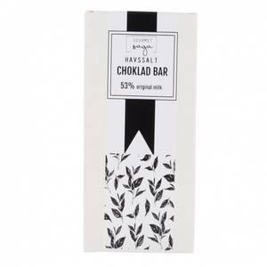 Bilde av Milk Chocolate Bar Seasalt