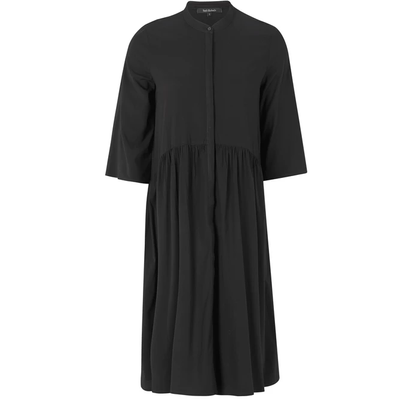 SOFT REBELS KJOLE KAROLINE SHIRT DRESS BLACK