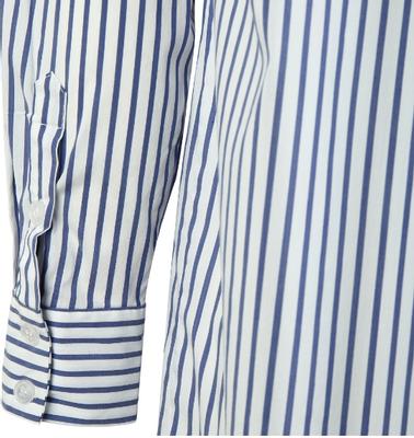 SOFT REBELS LONG SHIRT POPPY BLUE