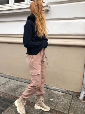SOFT REBELS BUKSE ANN CARGO PANTS