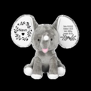 Bilde av Elefantbamse med trykk