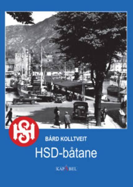 Bilde av HSD-båtane