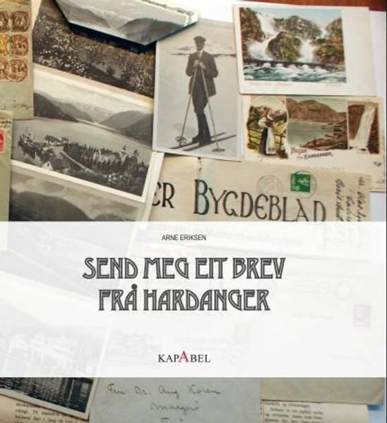 Bilde av Send meg eit brev frå Hardanger