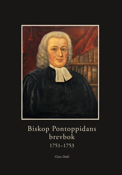 Bilde av Biskop Pontoppidans brevbok 1751-1753
