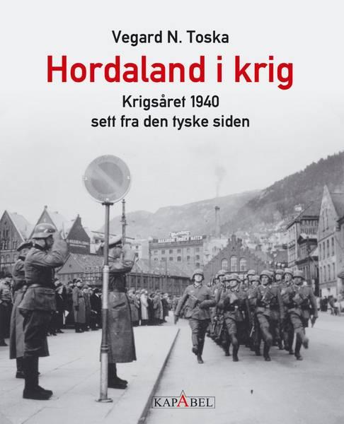 Bilde av Hordaland i krig