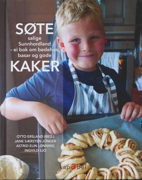 Bilde av Søte, salige Sunnhordland : ei bok om bedehus, basar og gode kak
