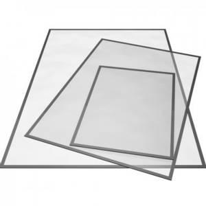 Bilde av Plastfront med magnet 53x73cm 2 stk.