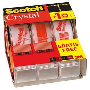 Bilde av Scotch Crystal Tape V-Pack (3)