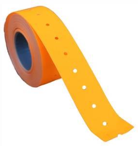 Bilde av Motex etikett orange 21x12mm