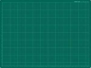 Bilde av Skjærematte 60x45cm grønn