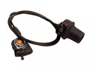 Bilde av  SRAM Twist shifter (IGH) S7 Silver 7 speed Rear