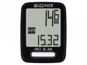 Bilde av SIGMA Bicycle computer BC 5.16