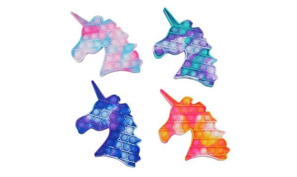 Bilde av Unicorn plush poppers