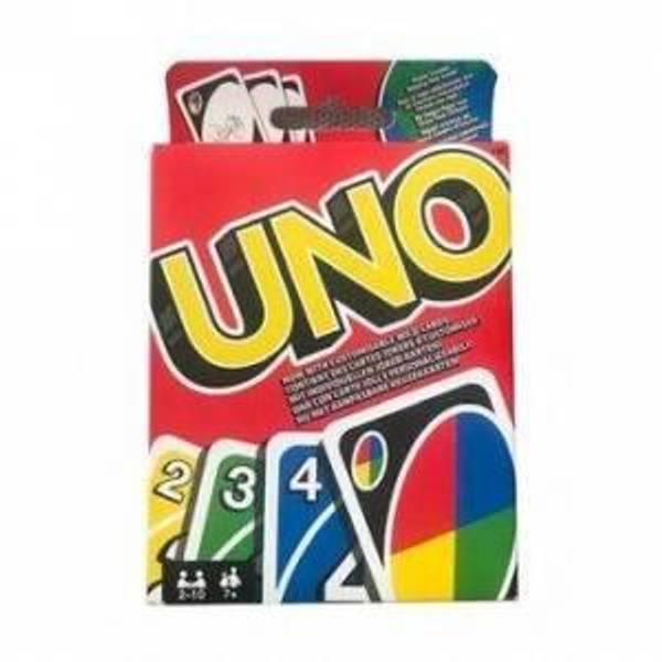 Bilde av Uno kort