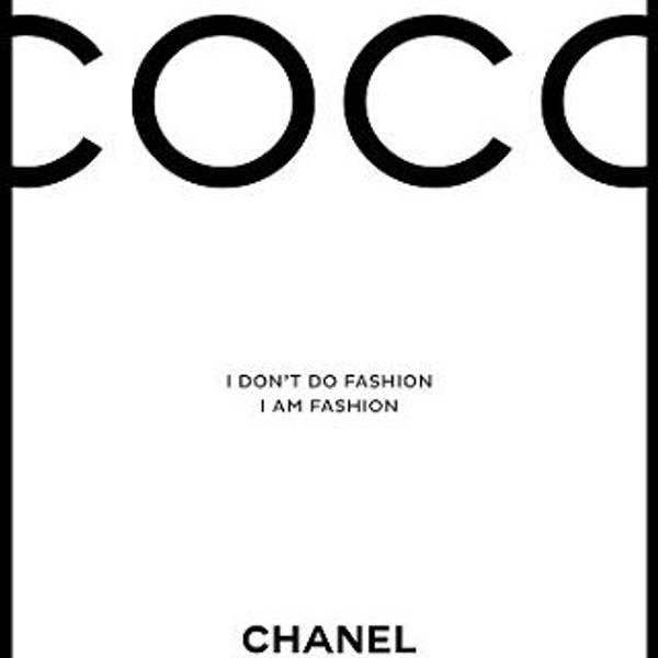 Bilde av Chanel print